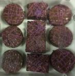 purple brownies