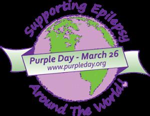 Purple Day Logo