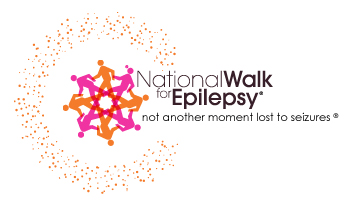 National Walk for Epilepsy Logo