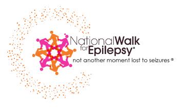 National Walk for Epilepsy Logo