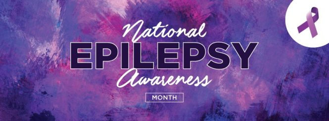 National Epilepsy Awareness Month Banner